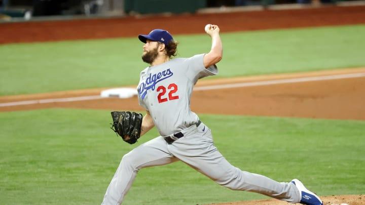 Dodgers, Clayton Kershaw