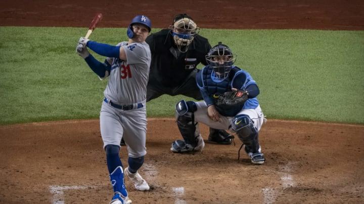 Dodgers, Joc Pederson, World Series