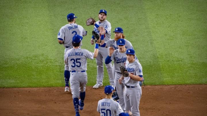 Dodgers, World Series, SF Giants