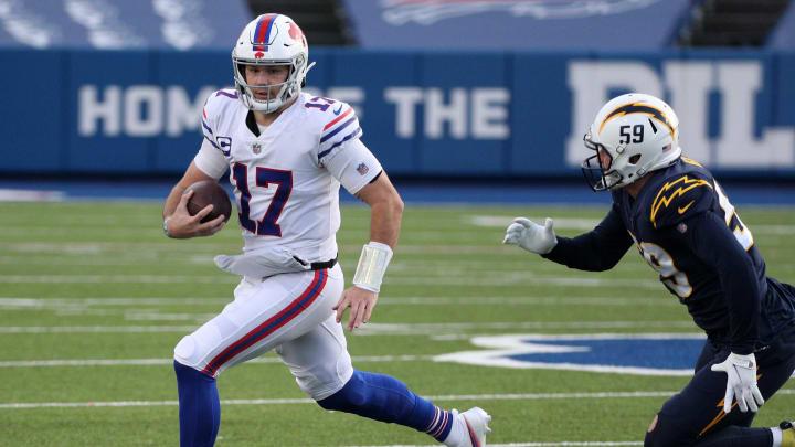SF Giants, Josh Allen, Buffalo Bills