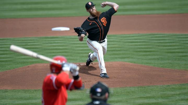 SF Giants, Conner Menez