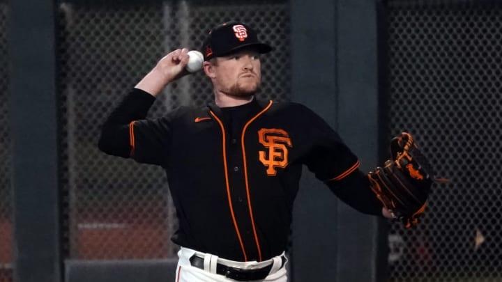 SF Giants, Logan Webb