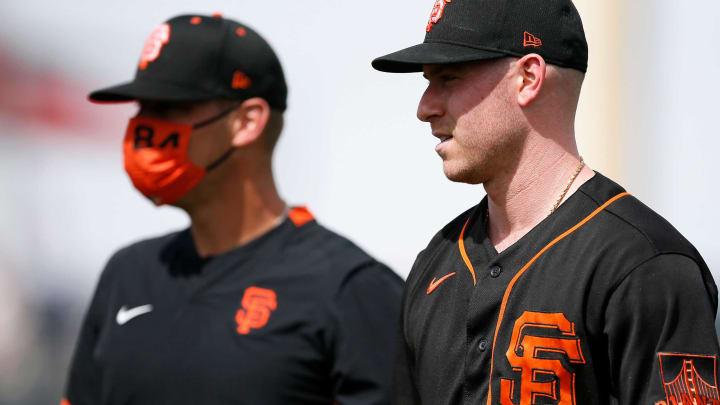 SF Giants, Anthony DeSclafani