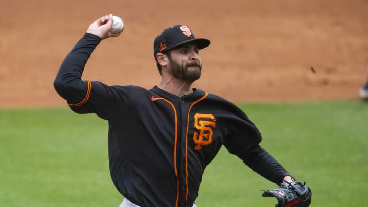 SF Giants, Nick Tropeano