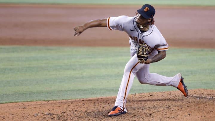 SF Giants, SF Giants Prospects, Camilo Doval