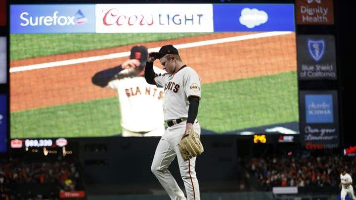 SF Giants, SF Giants Podcast, Logan Webb