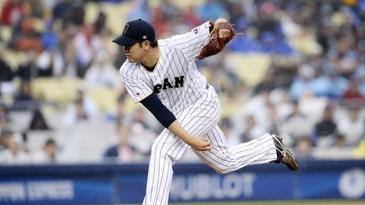 SF Giants, Tomoyuki Sugano, Yomiuri Giants