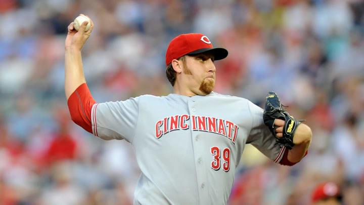 Aaron Harang, Cincinnati Reds