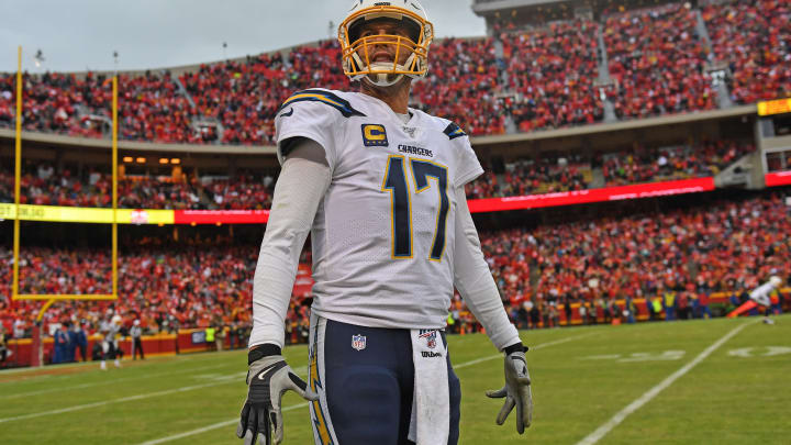 (Photo by Peter Aiken/Getty Images) – LA Chargers