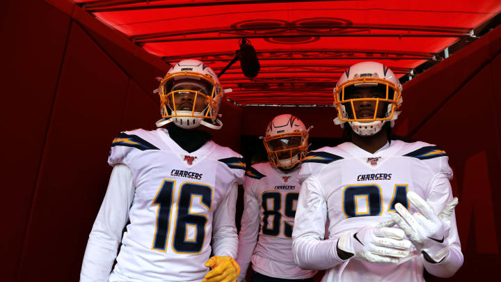(Photo by Jamie Squire/Getty Images) – Los Angeles Chargers