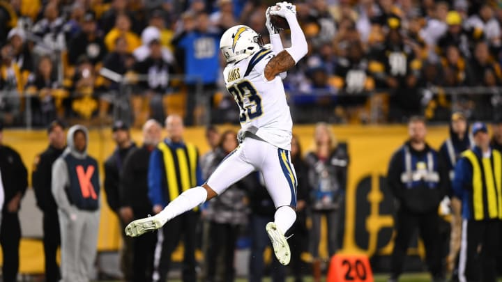 (Photo by Joe Sargent/Getty Images) – LA Chargers
