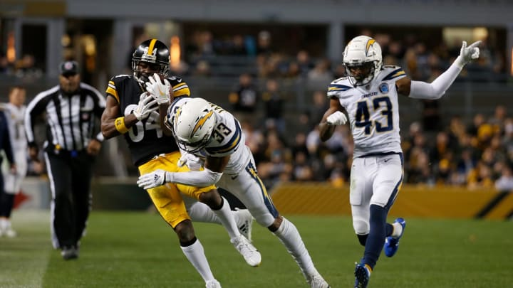 (Photo by Justin K. Aller/Getty Images) – LA Chargers