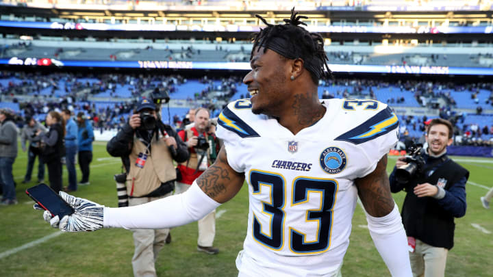 (Photo by Patrick Smith/Getty Images) – LA Chargers