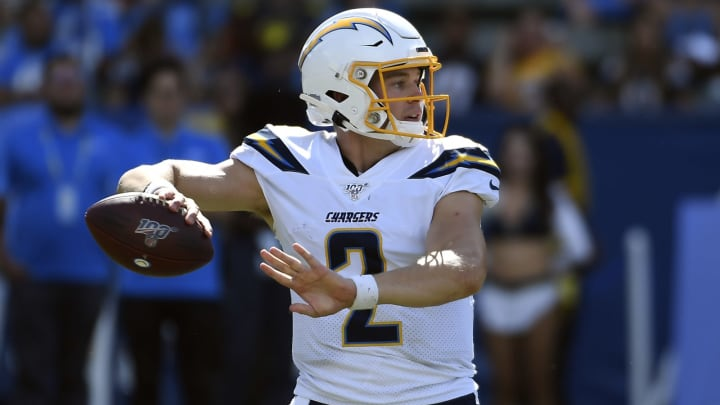 (Photo by Kevork Djansezian/Getty Images) – LA Chargers