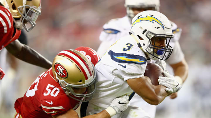 (Photo by Ezra Shaw/Getty Images) – LA Chargers