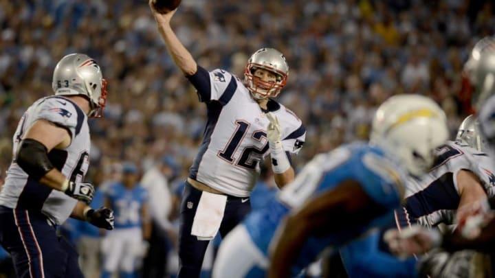 SAN DIEGO, CA- DECEMBER 7: Tom Brady