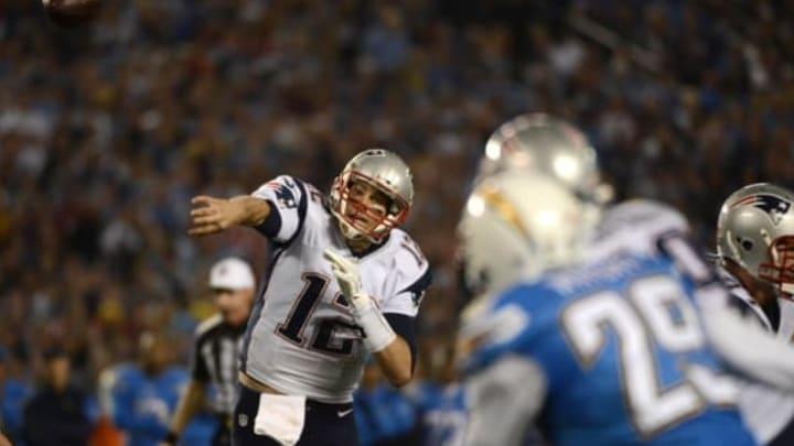 SAN DIEGO, CA – DECEMBER 7: Tom Brady