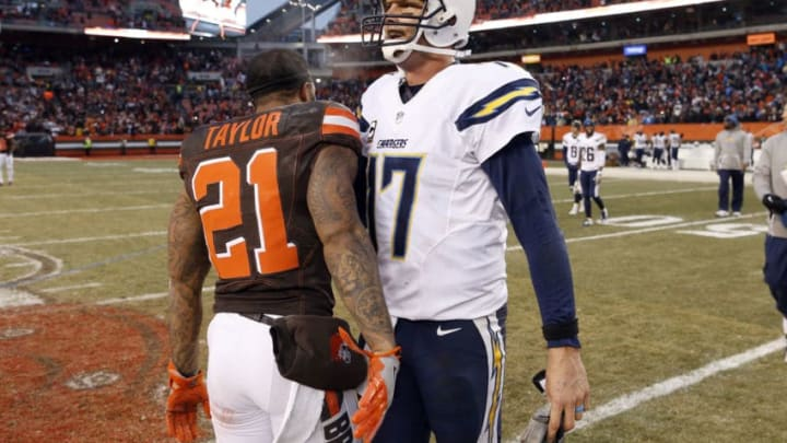 CLEVELAND, OH - DECEMBER 24: Philip Rivers