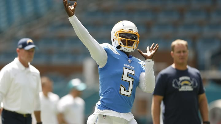 (Photo by Michael Reaves/Getty Images) – LA Chargers