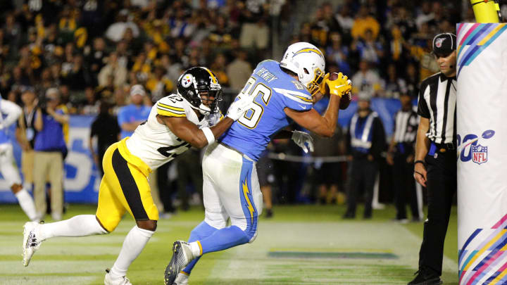 (Photo by Katharine Lotze/Getty Images) – LA Chargers