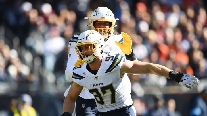 (Photo by Stacy Revere/Getty Images) – LA Chargers