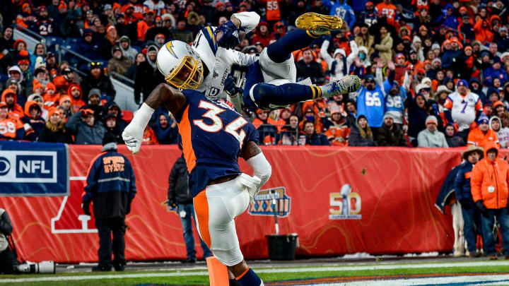(Photo by Dustin Bradford/Getty Images) – Los Angeles Chargers