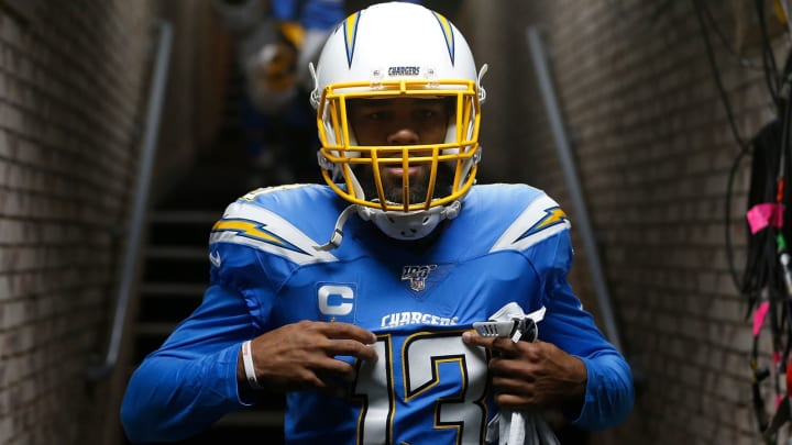 (Photo by Lachlan Cunningham/Getty Images) – LA Chargers