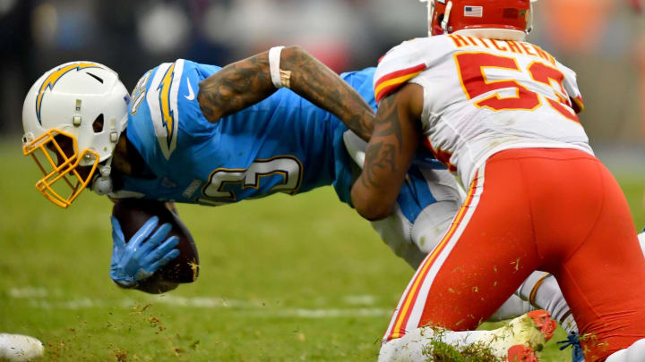 (Photo by Alika Jenner/Getty Images) – LA Chargers