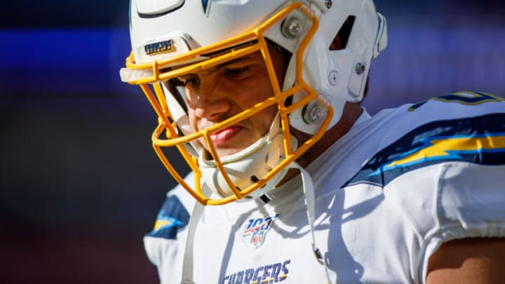 Tight end Hunter Henry #86 of the LA Chargers (Photo by Justin Edmonds/Getty Images)