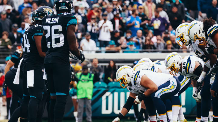 (Photo by Harry Aaron/Getty Images) – LA Chargers