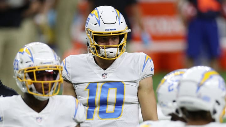 (Photo by Chris Graythen/Getty Images) – LA Chargers
