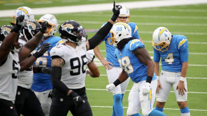 (Photo by Katelyn Mulcahy/Getty Images) – LA Chargers