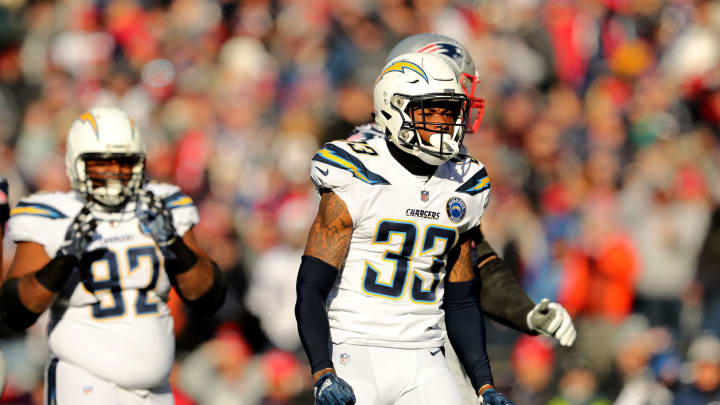 (Photo by Elsa/Getty Images) – LA Chargers