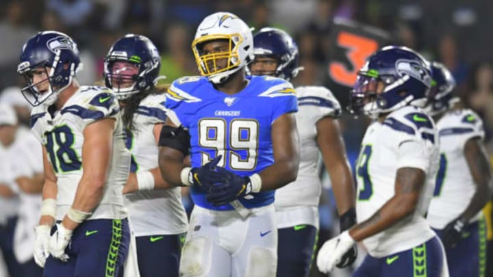 (Photo by John McCoy/Getty Images) – Los Angeles Chargers