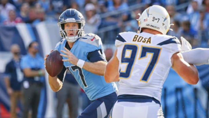 (Photo by Frederick Breedon/Getty Images) – LA Chargers