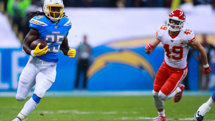 (Photo by Manuel Velasquez/Getty Images) – Los Angeles Chargers