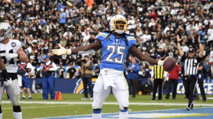 (Photo by Kevork Djansezian/Getty Images) – Los Angeles Chargers