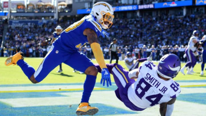 (Photo by Harry How/Getty Images) – Los Angeles Chargers