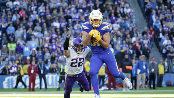 (Photo by Jeff Gross/Getty Images) – Los Angeles Chargers