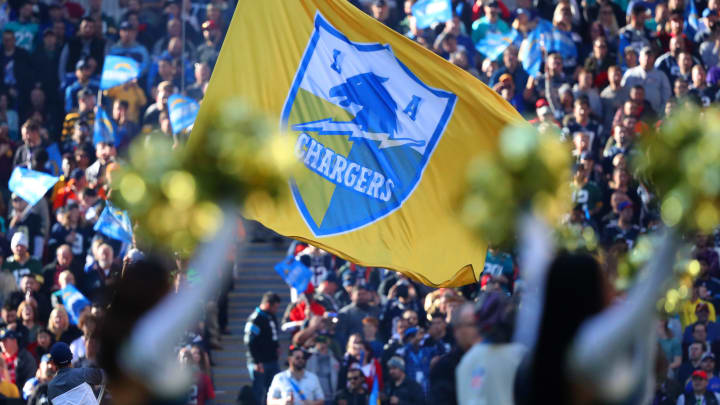 (Photo by Mitchell Gunn/Getty Images) – LA Chargers