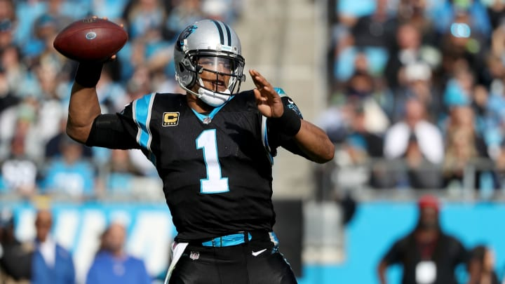 (Photo by Streeter Lecka/Getty Images) – Cam Newton Rumors LA Chargers