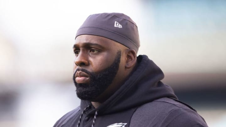 Jason Peters, LA Chargers News(Photo by Mitchell Leff/Getty Images)