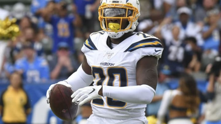(Photo by Meg Oliphant/Getty Images) - LA Chargers Rumors Desmond King