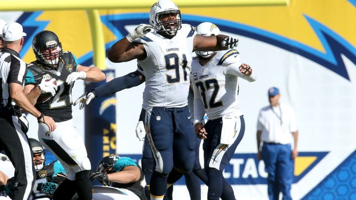 (Photo by Stephen Dunn/Getty Images) – Los Angeles Chargers