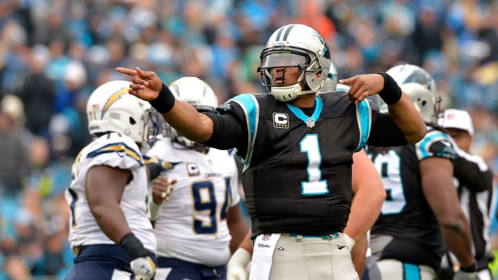 (Photo by Grant Halverson/Getty Images) – LA Chargers Cam Newton Rumors