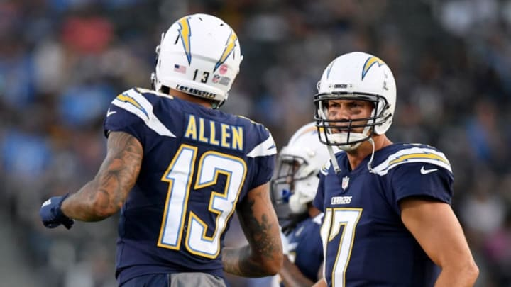 (Photo by Harry How/Getty Images) - LA Chargers