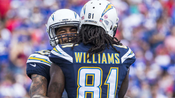 (Photo by Brett Carlsen/Getty Images) – LA Chargers