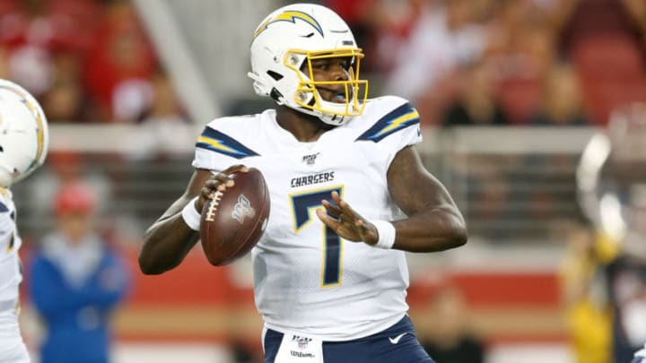 (Photo by Lachlan Cunningham/Getty Images) - LA Chargers