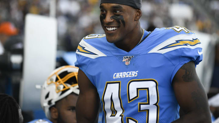 (Photo by Denis Poroy/Getty Images) – LA Chargers