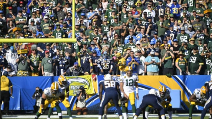 (Photo by John McCoy/Getty Images) - LA Chargers